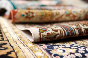 History of Area Rugs