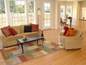 Four common concerns when purchasing area rugs.