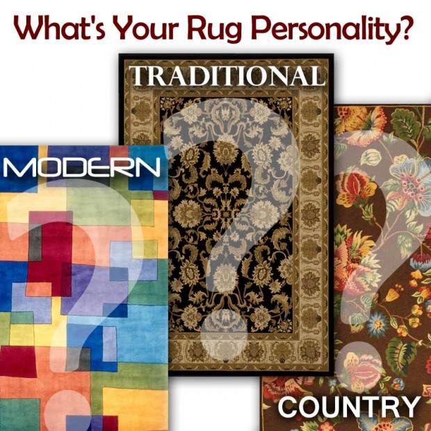 What's your rug personality