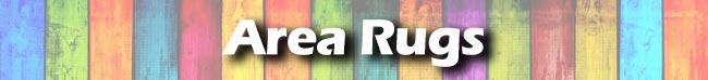 Area Rugs - Header