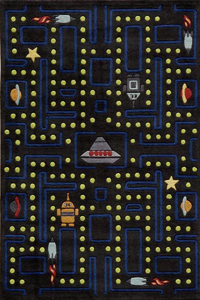 Arcade area rug
