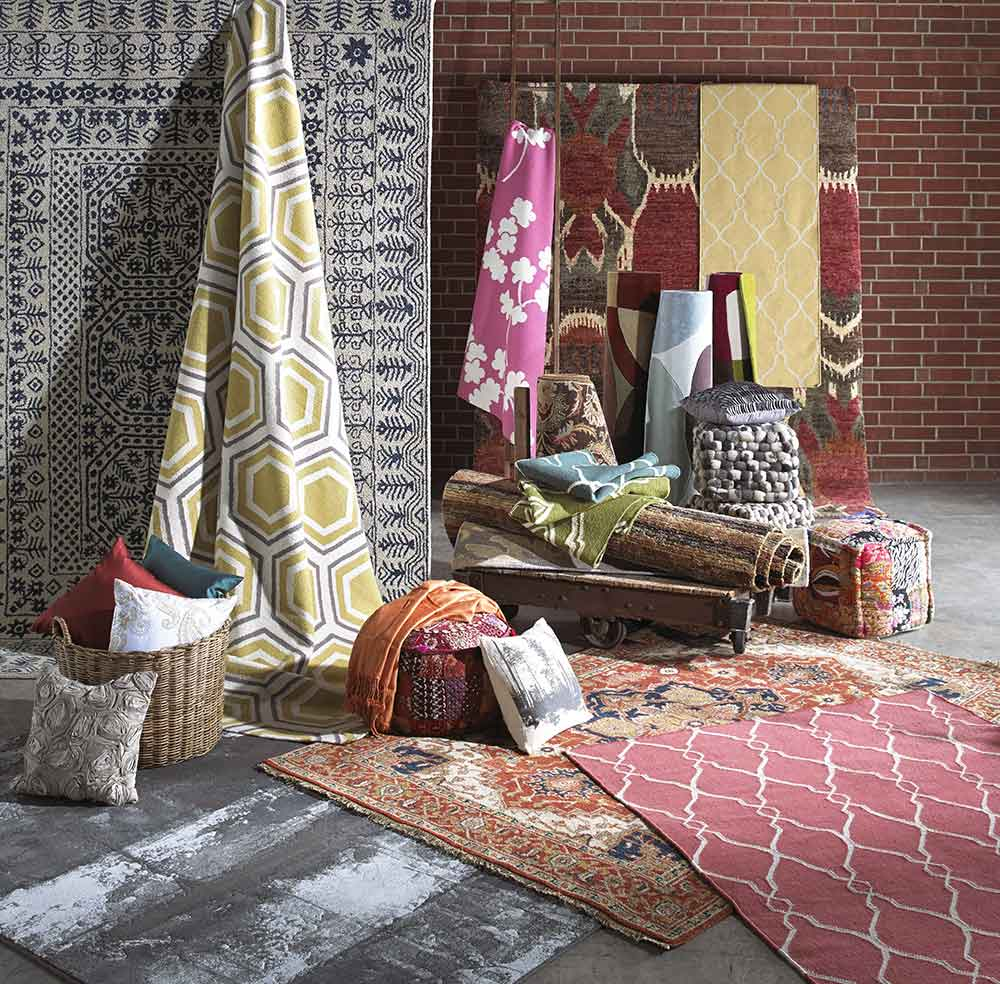 Area rugs for today
