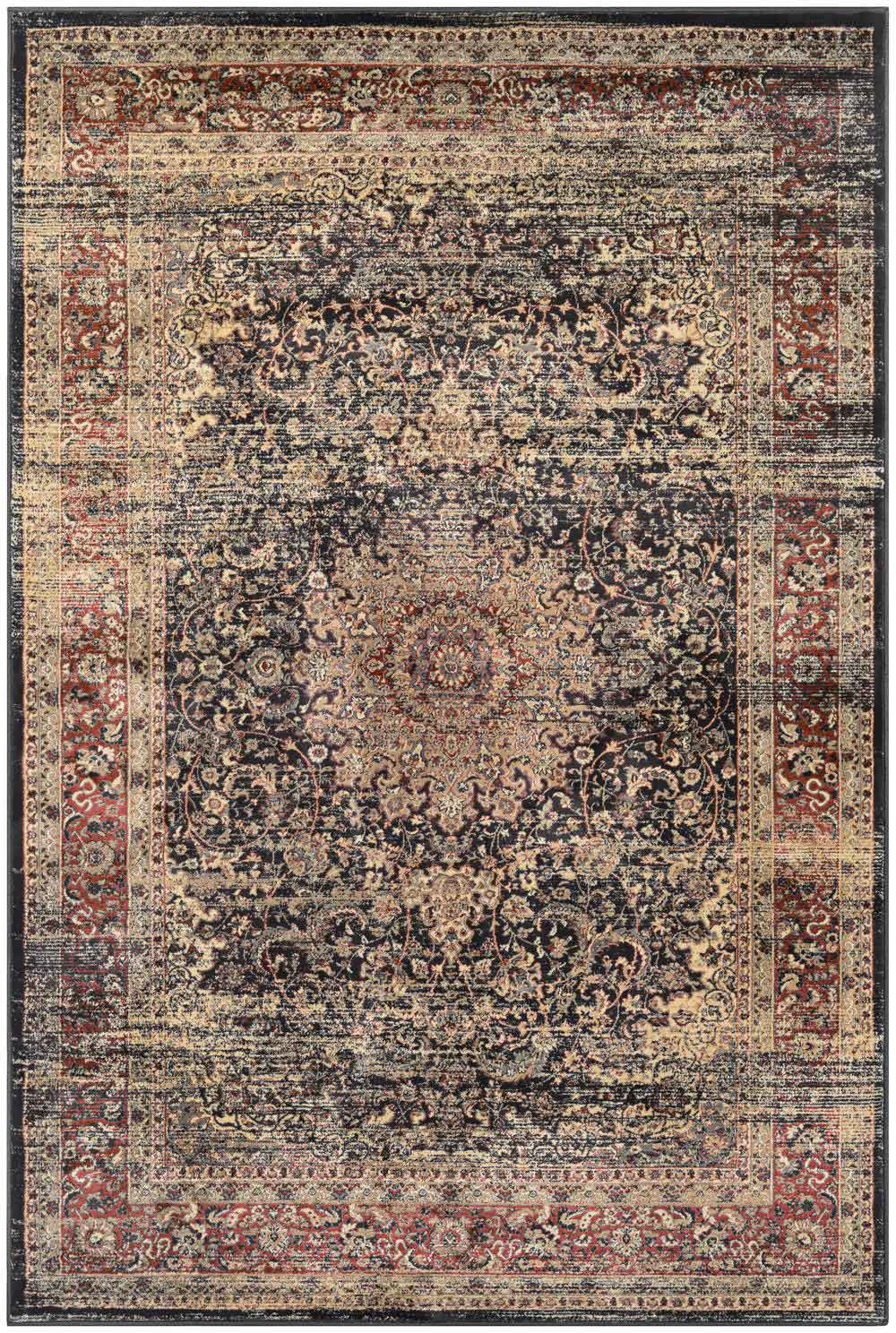 Traditional oriental area rugs