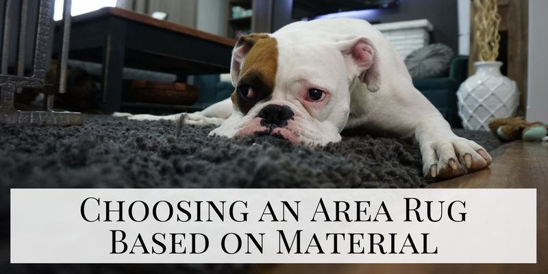Copy of Choosing an Area Rug Based on Material