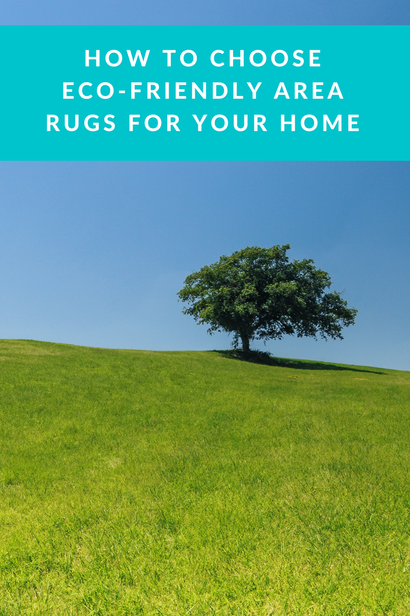 How to Choose Eco-Friendly Area Rugs for your Home