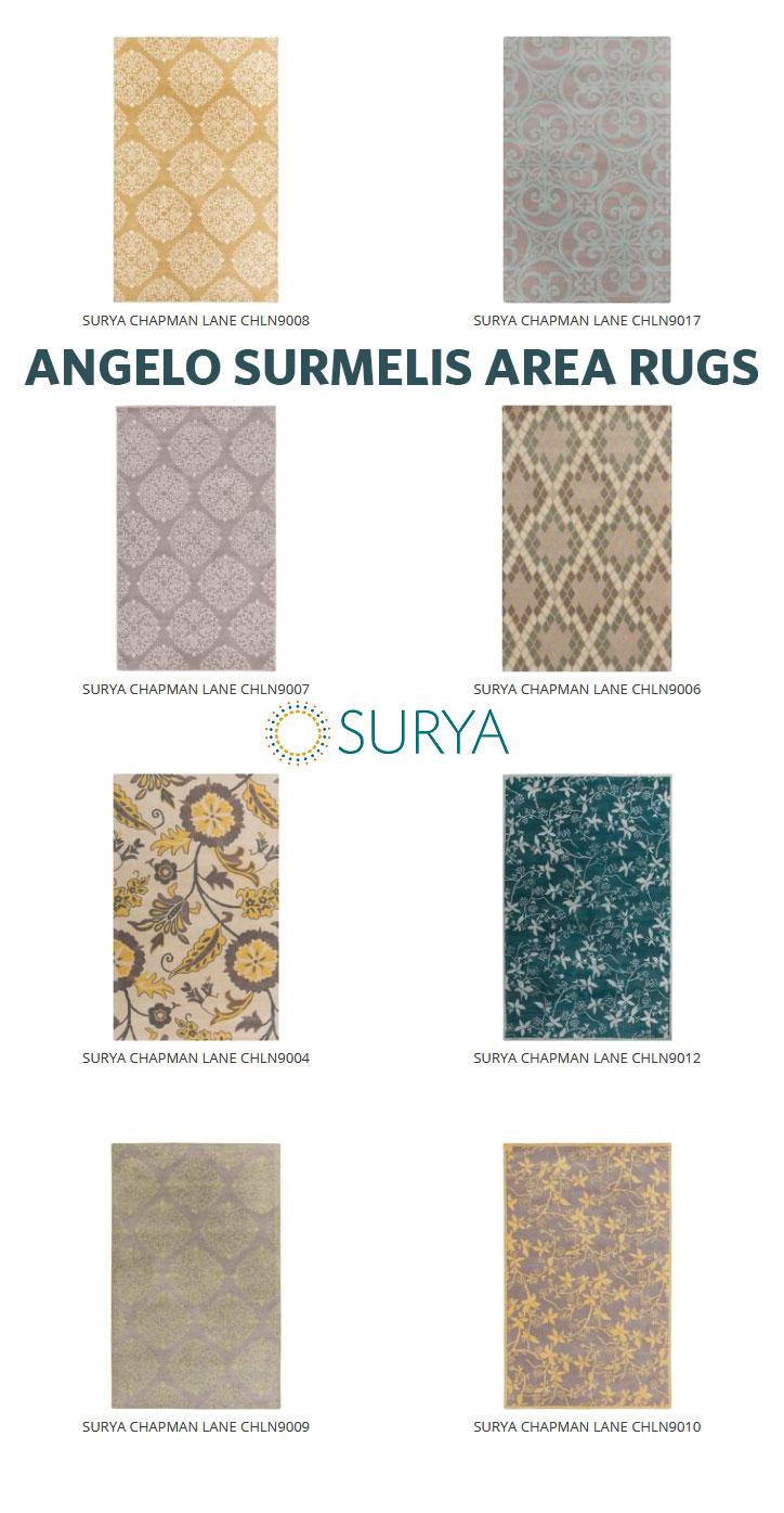 Angelo Surmelis Area Rugs