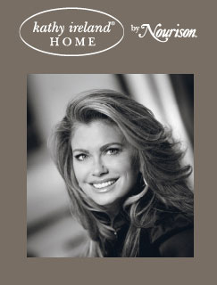 Kathy Ireland and Nourison