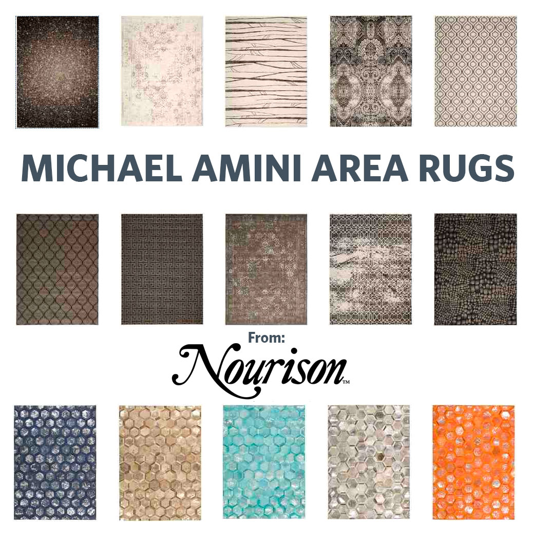 Michael Amini Area Rugs