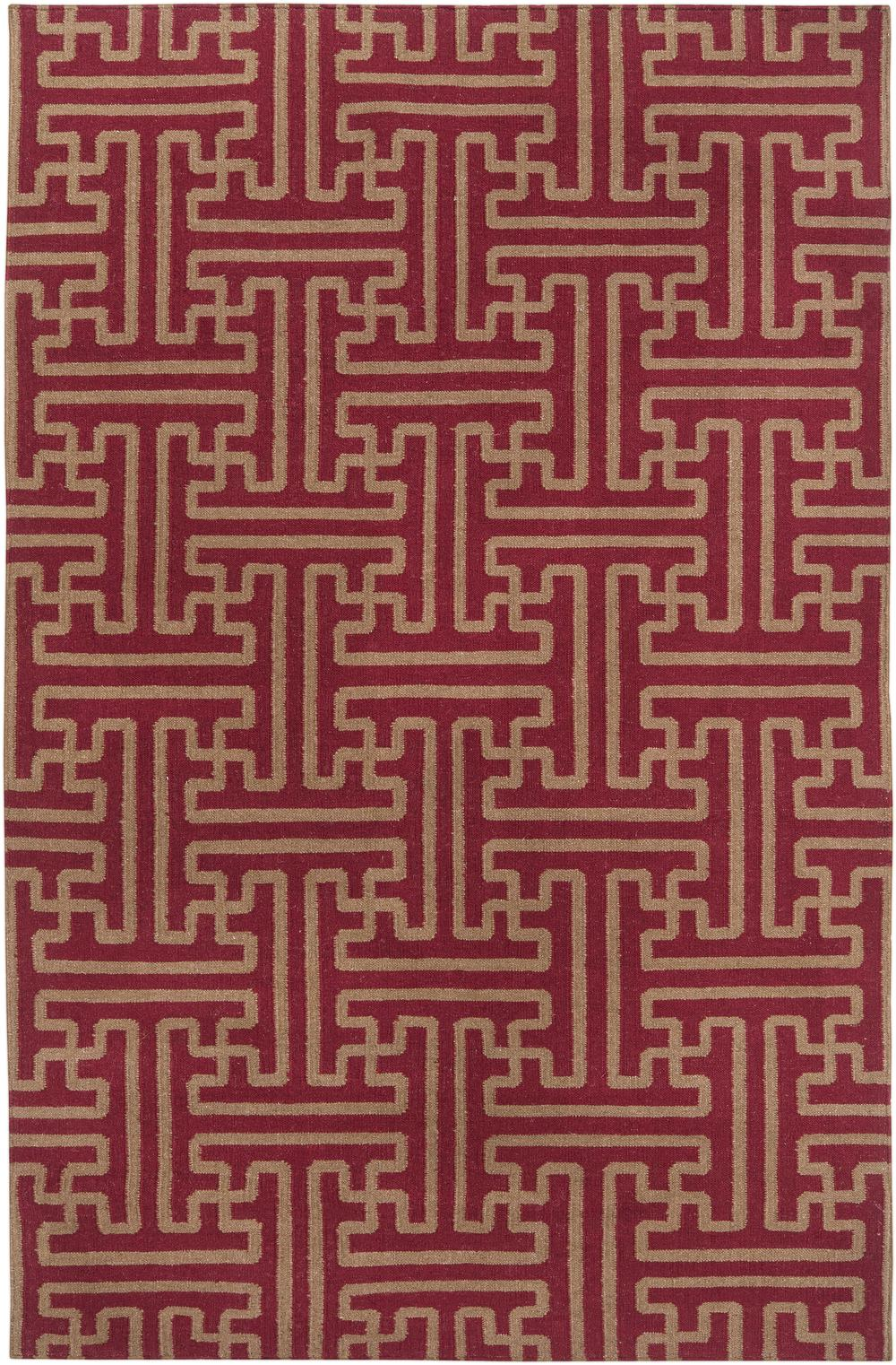 Surya Archive ACH1701 Area Rug - from Smithsonian