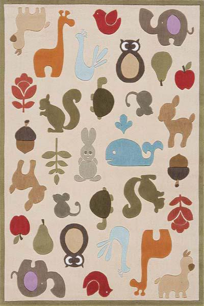 Kids themed rugs