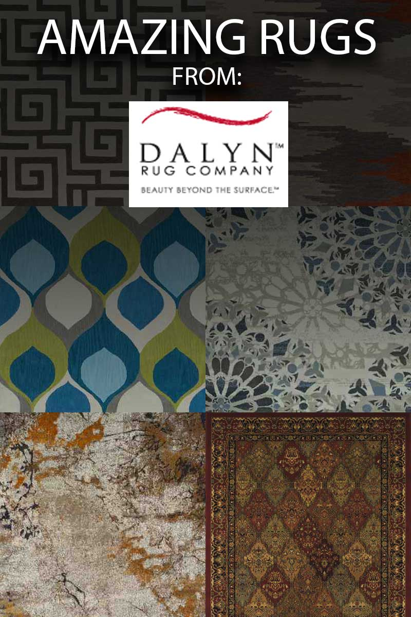 Amazing Area Rugs from Dalyn