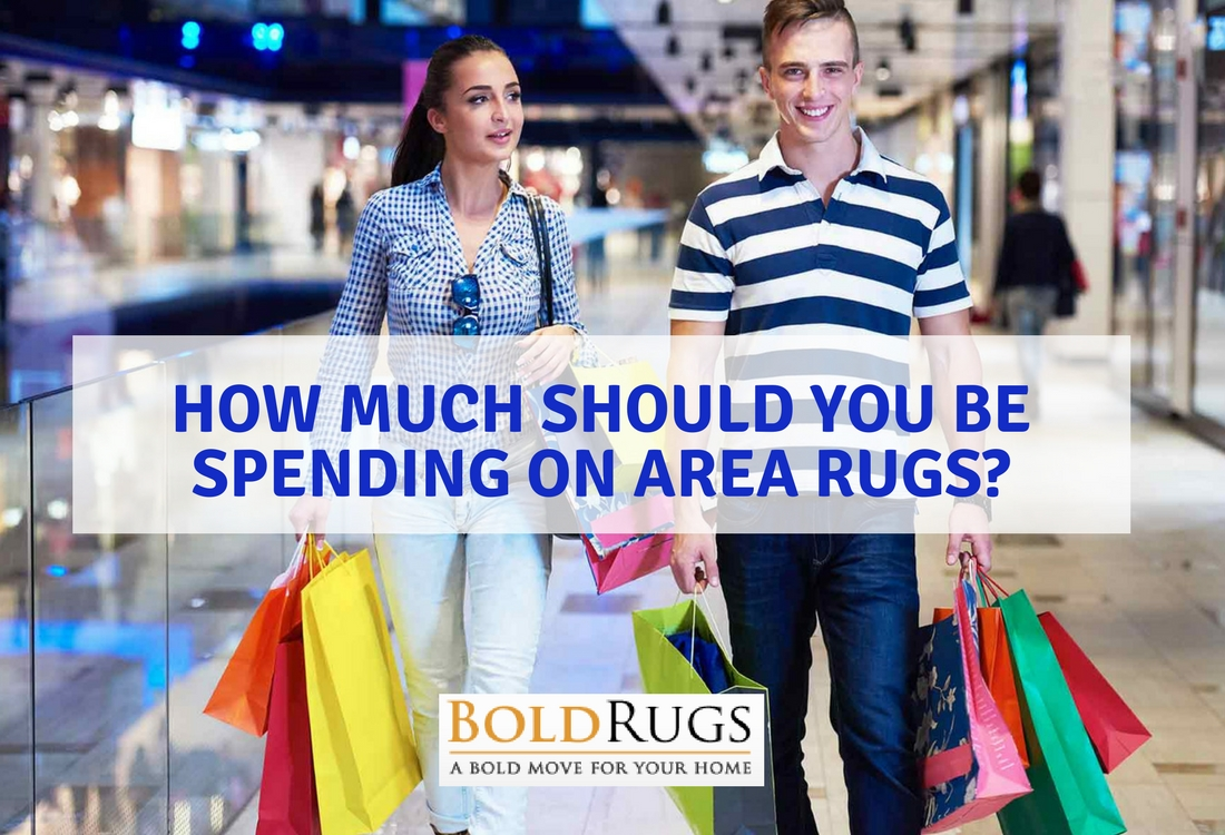 How Much Should You Be Spending on Area Rugs?