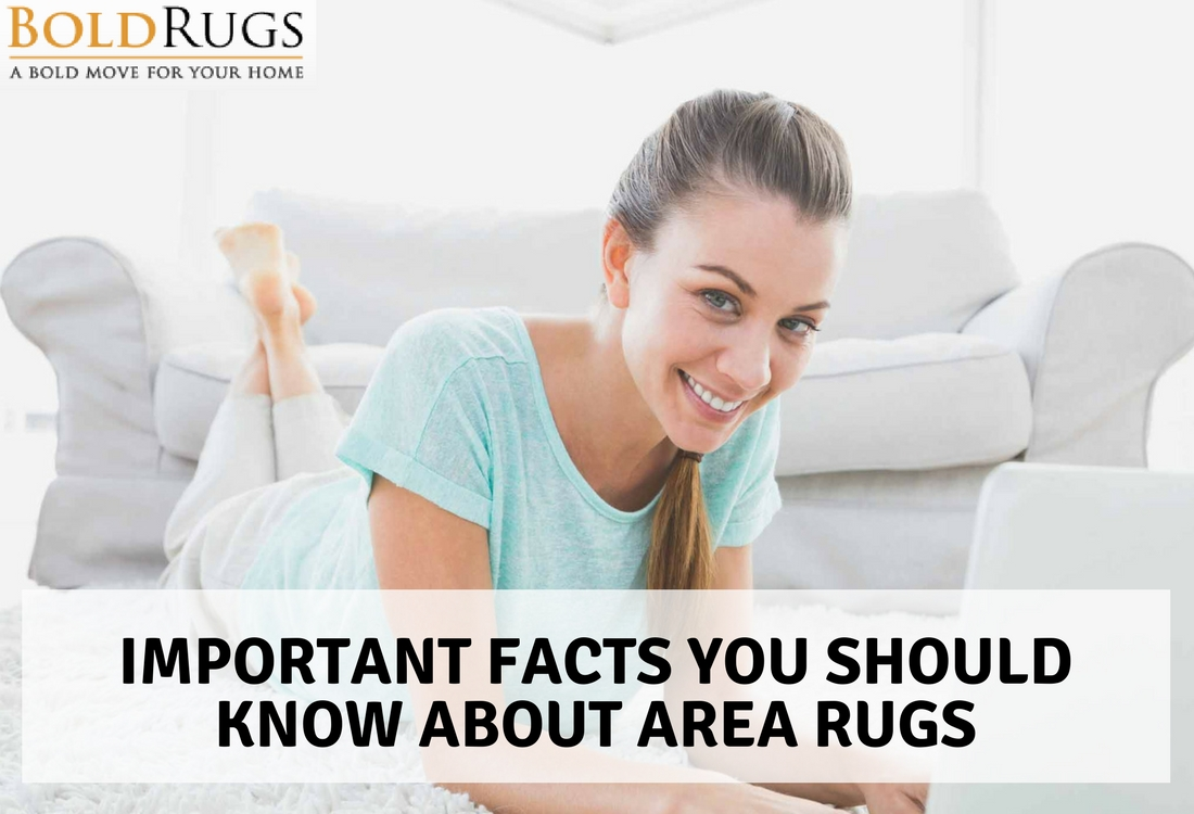 Important Facts You Should Know About Area Rugs