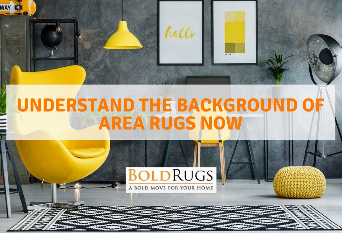 Understand the Background of Area Rugs Now