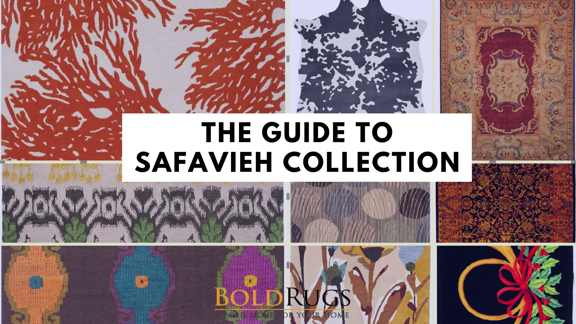 Safavieh Rugs Collection