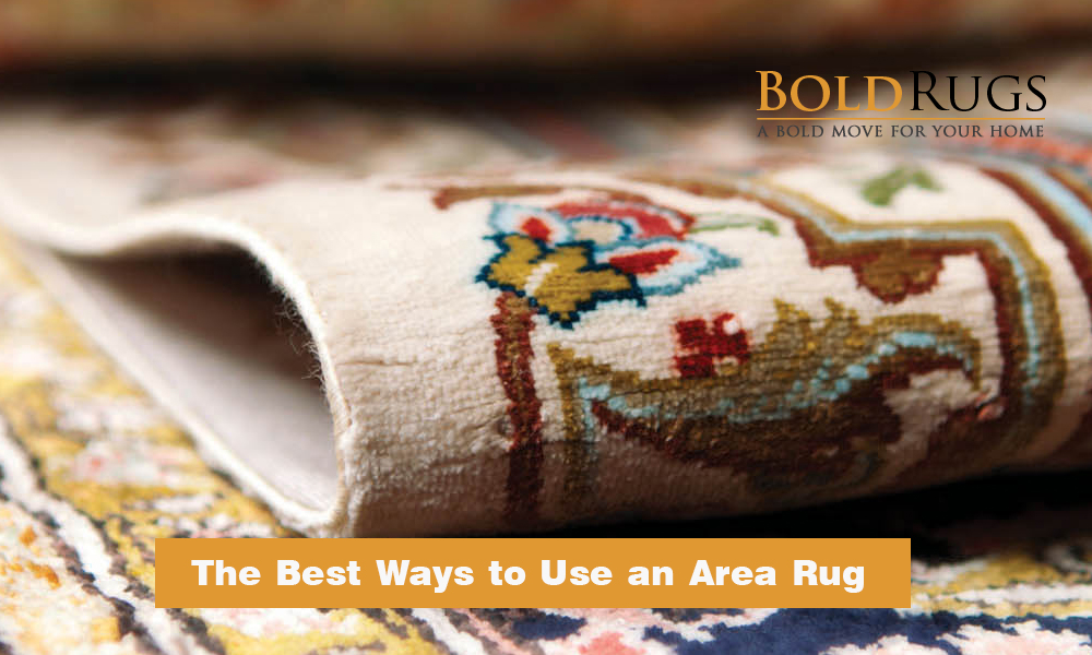 The Best Ways to Use an Area Rug