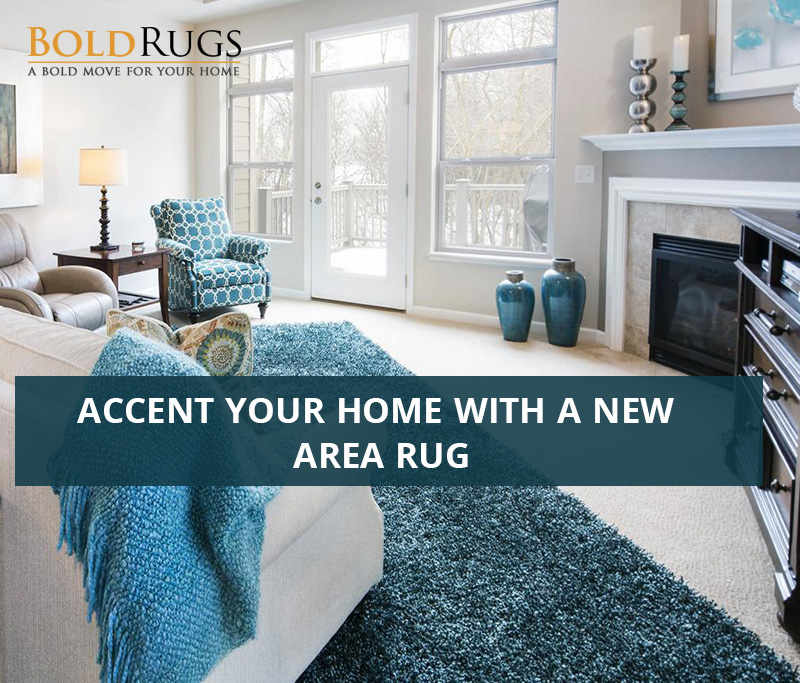 Accent Your Home with a New Area Rug
