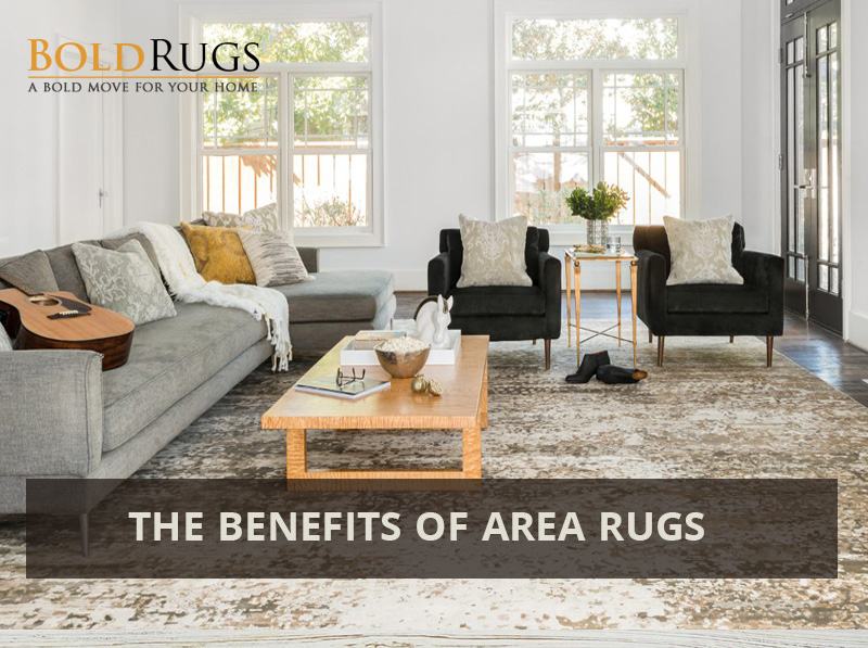 The Benefits of Area Rugs