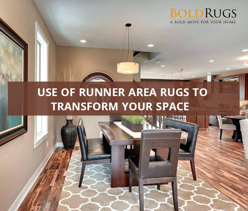 Use of Runner Area Rugs to Transform Your Space