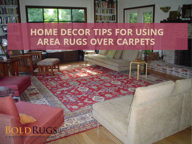 The Best Rug Size and Shape for Your Living Space - Bold Rugs