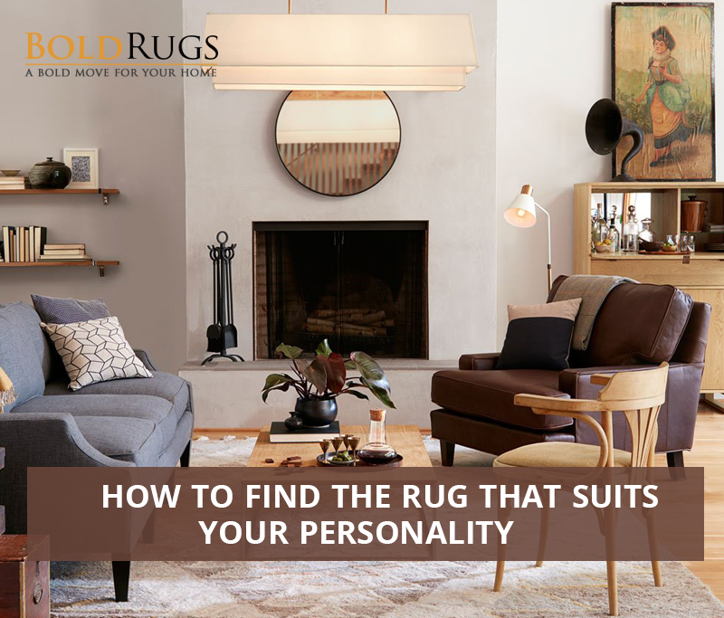 How to Find the Rug that Suits Your Personality