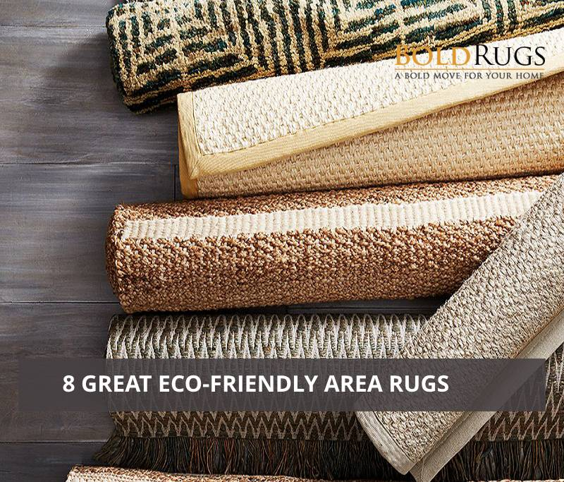 8 Great Eco-friendly Area Rugs