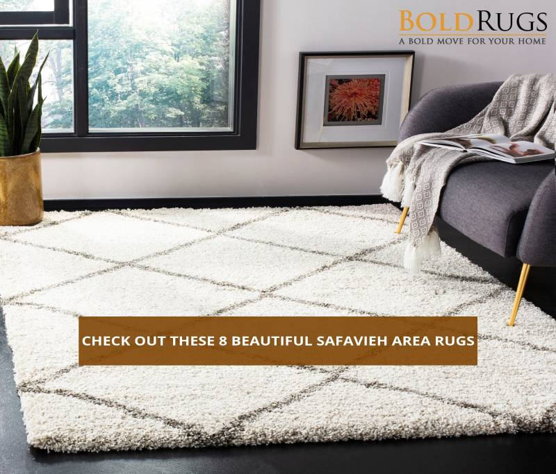 Check Out These 8 Beautiful Safavieh Area Rugs