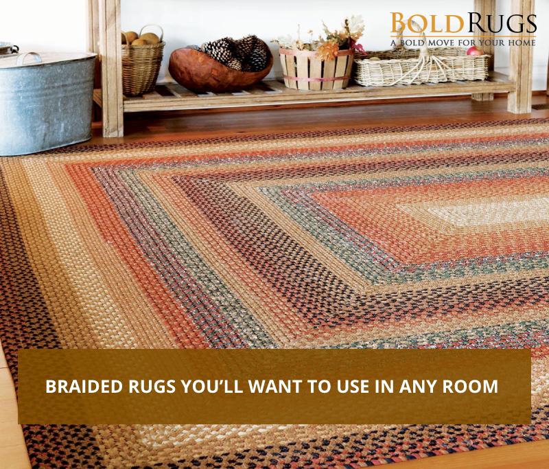 Braided Rugs You'll Want to Use in Any Room