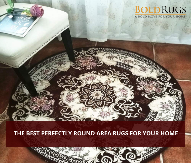 The Best Perfectly Round Area Rugs For