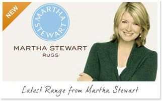 Latest Rugs from Martha Stewart