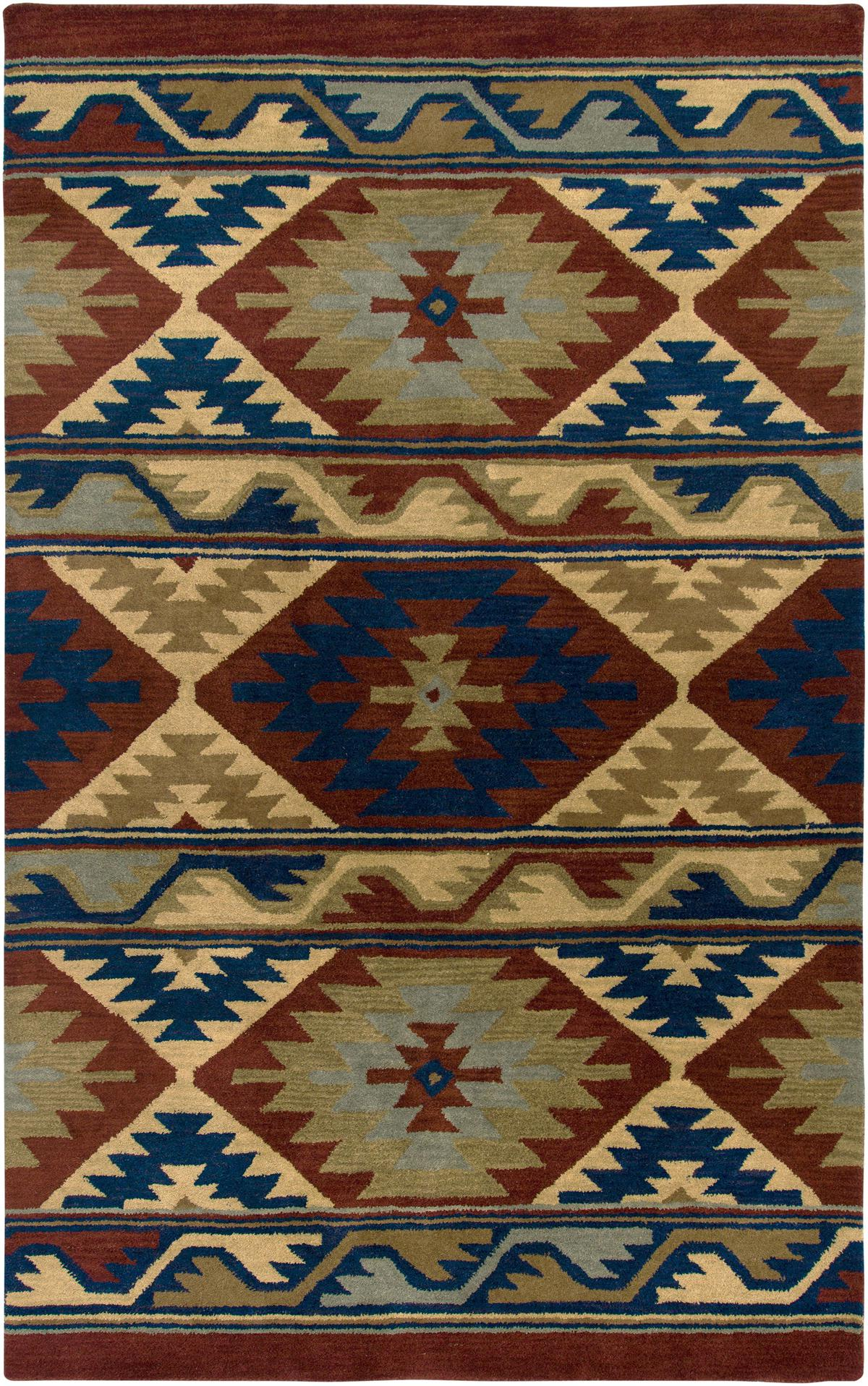 Rizzy Rugs Southwest Su2253 Area Rug Free Shipping