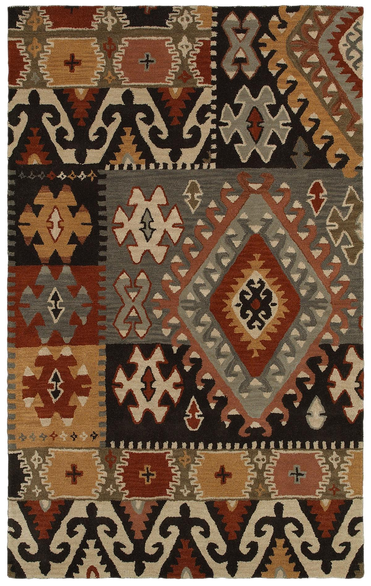 Rizzy Rugs Southwest Su8104 Area Rug Free Shipping