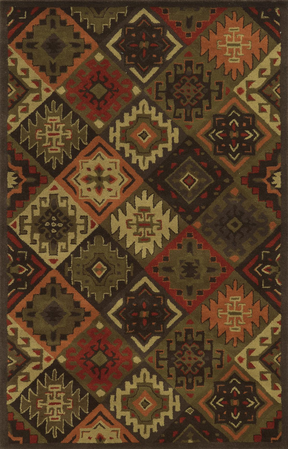 Rizzy Rugs Southwest Su8761 Area Rug Free Shipping