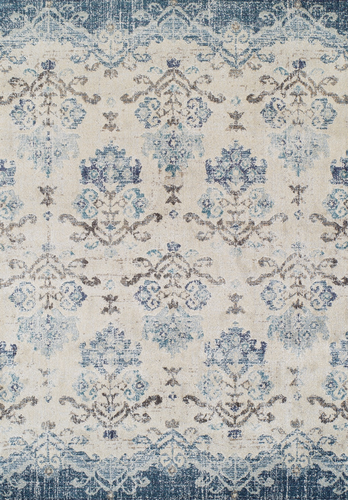 Dalyn Antigua An11 Blue Area Rug Free Shipping