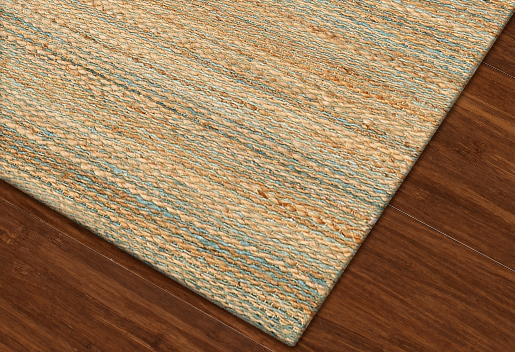 Dalyn Banyan Bn100 Teal Area Rug Free Shipping