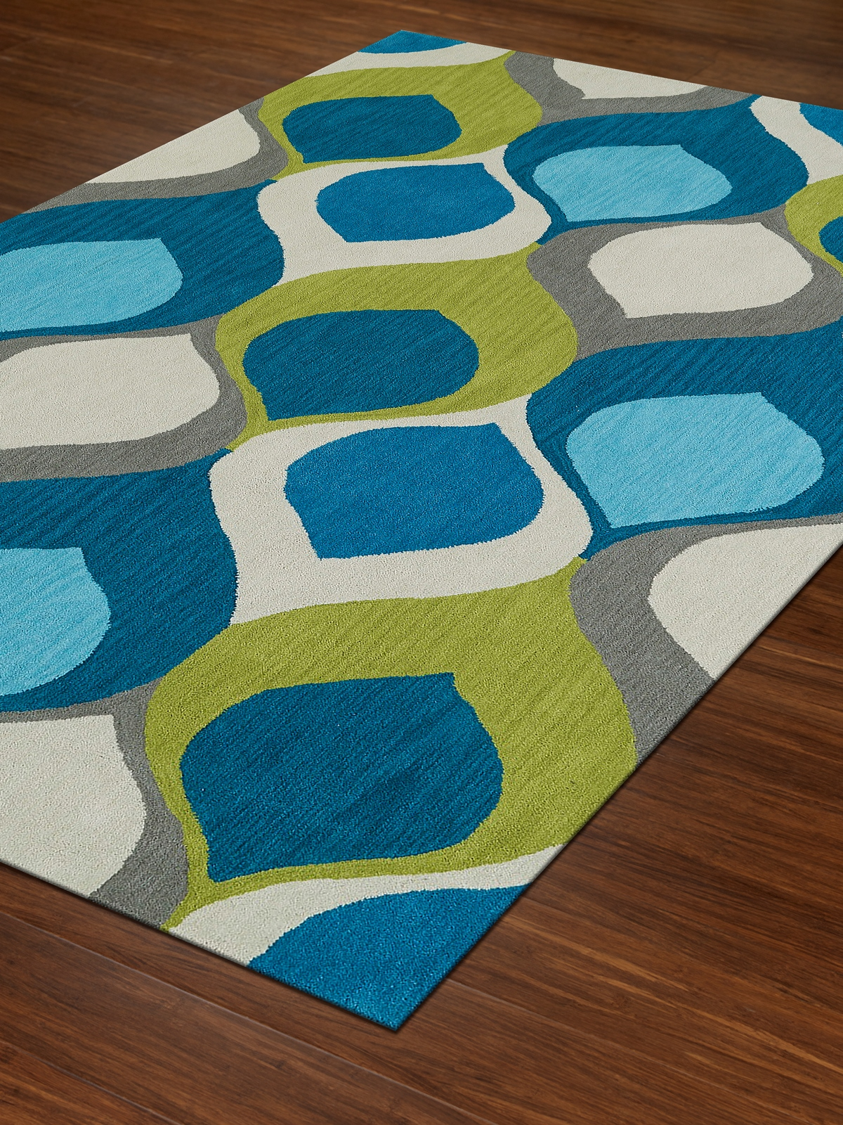 Dalyn Aloft Al14 Teal Area Rug Free Shipping