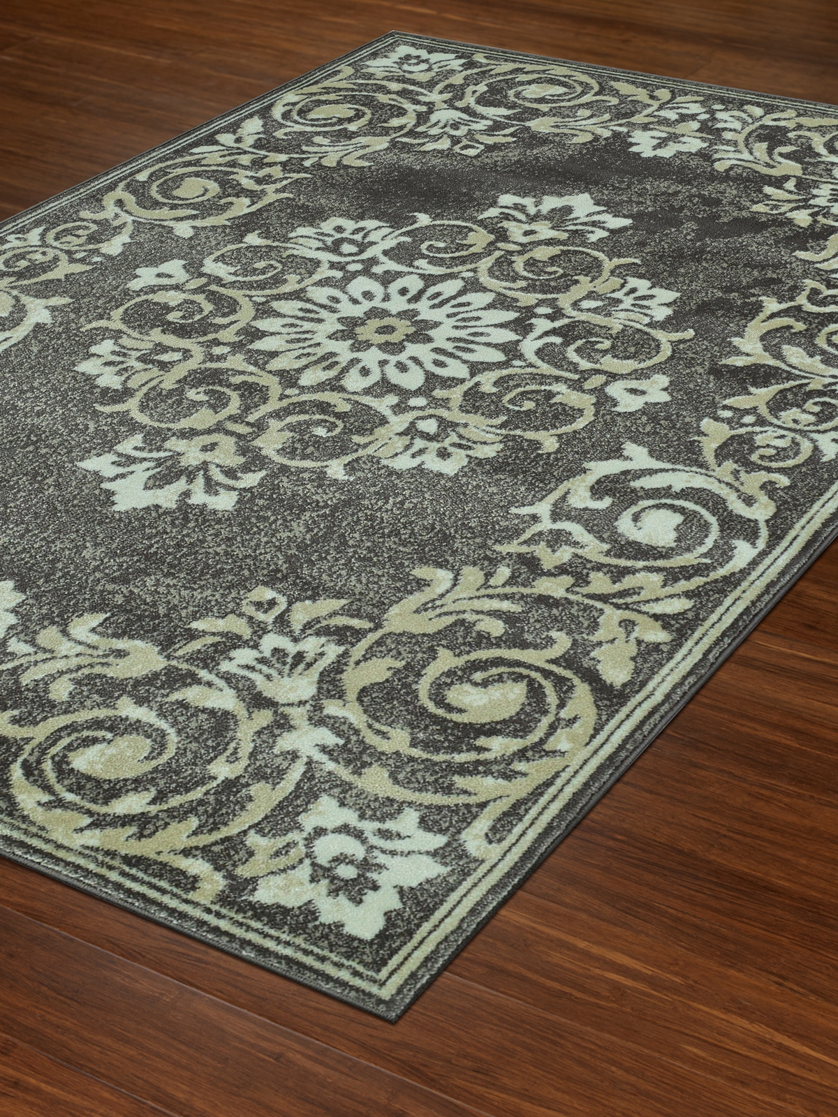 Dalyn Beckham Bc185 Grey Area Rug Free Shipping