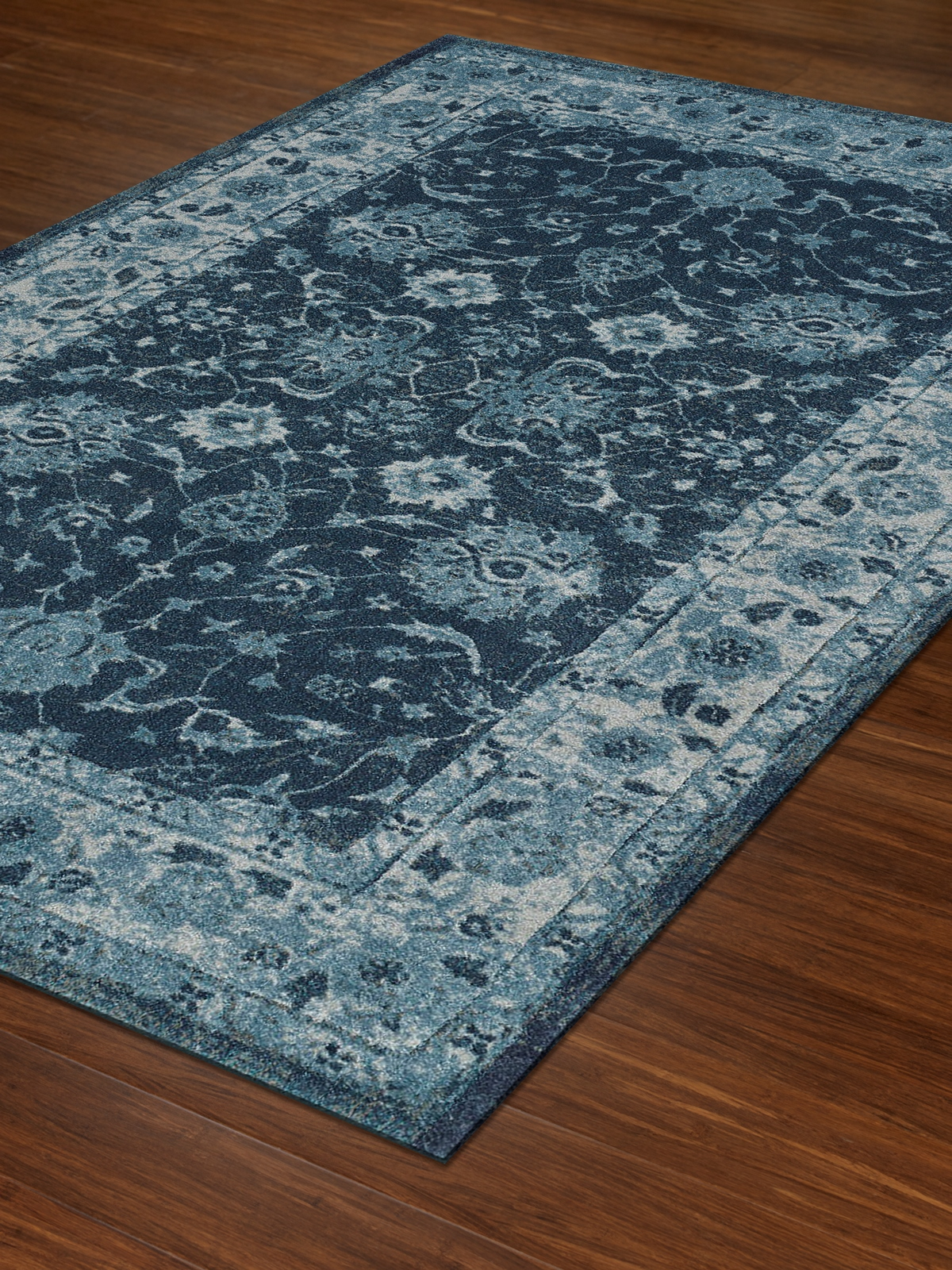 Dalyn Geneva Gv4448 Teal Area Rug Free Shipping