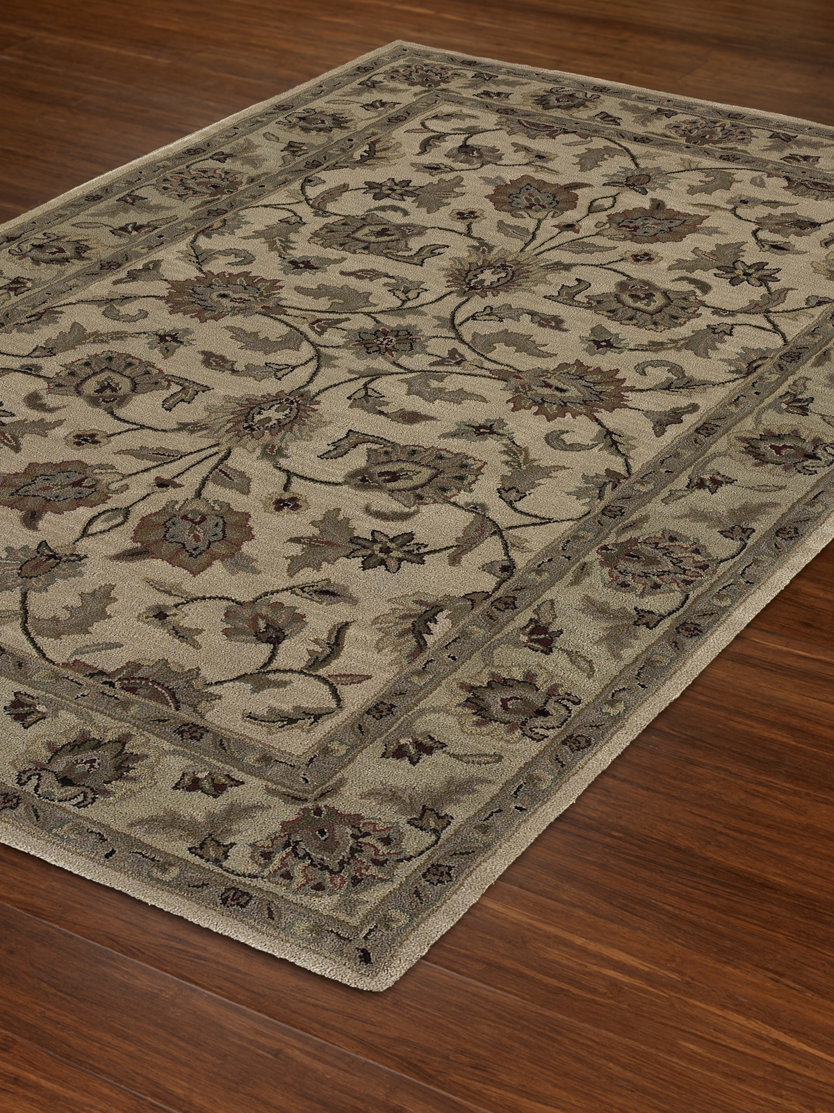 Dalyn Jewel Jw31 Ivory And Sage Area Rug Free Shipping