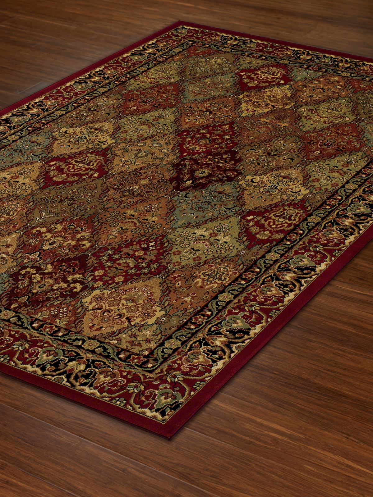 Dalyn Wembley Wb38 Red Area Rug Free Shipping