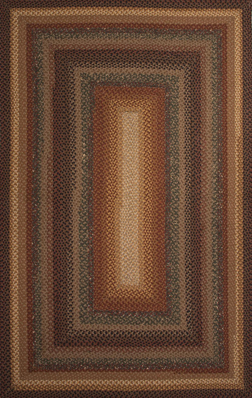 Jaipur Cotton Braided Rugs Peppercorn Taupe Red Cbr03 Area
