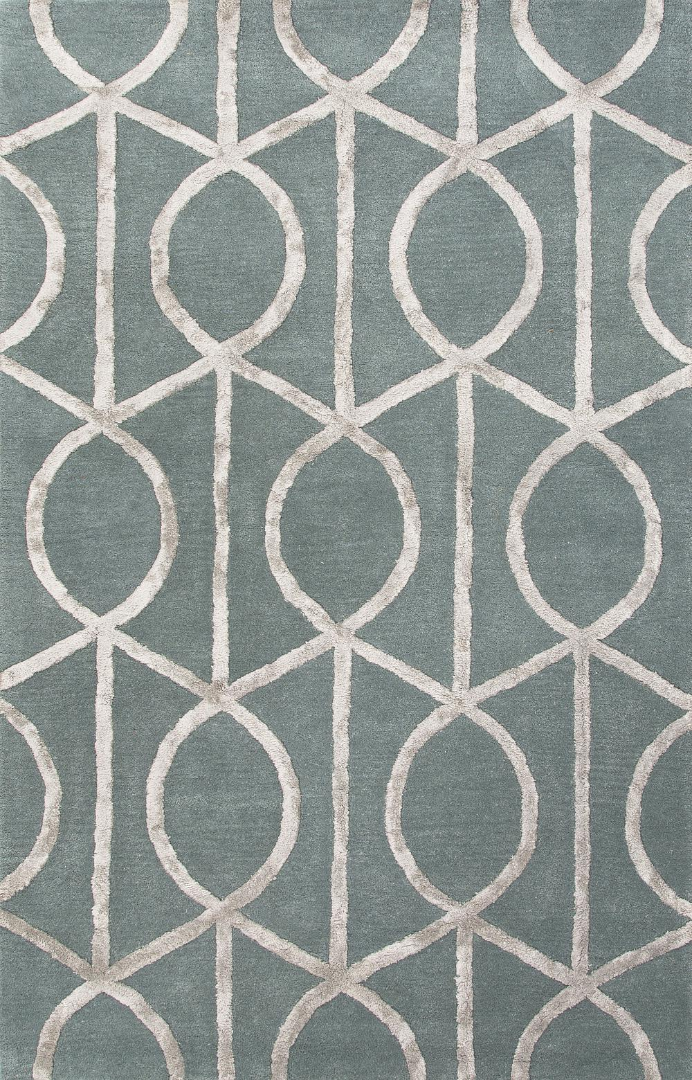 dadac3539a8 Jaipur City Seattle Blue Gray CT35 Area Rug