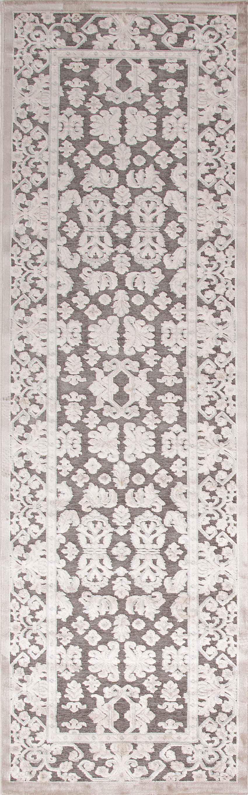 Jaipur Fables Regal Gray Ivory Fb08 Area Rug Free Shipping
