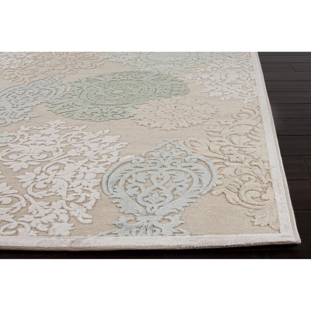 jaipur fables wistful ivory/blue fb19 area rug | free shipping