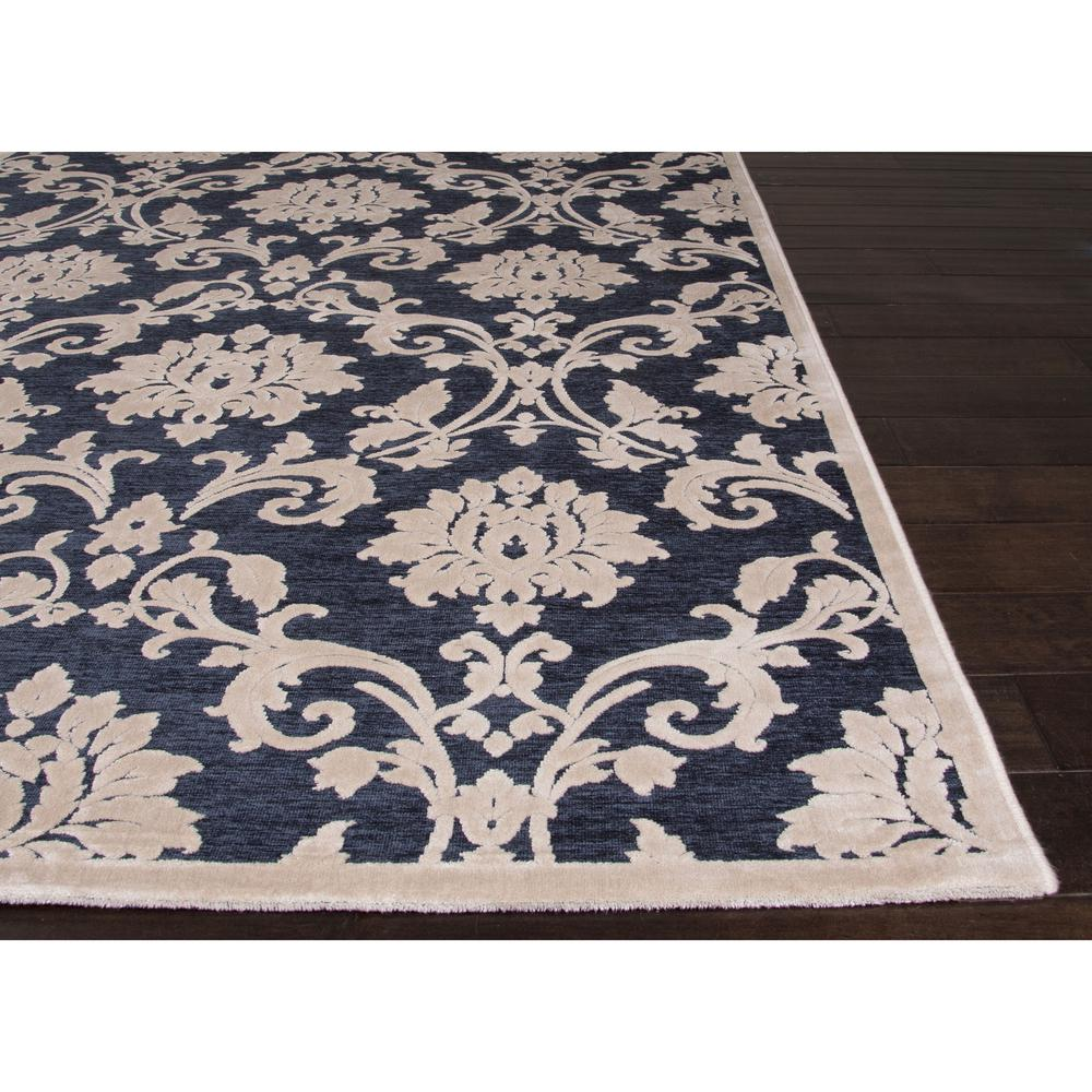 jaipur fables glamourous blue/white fb78 area rug | free shipping