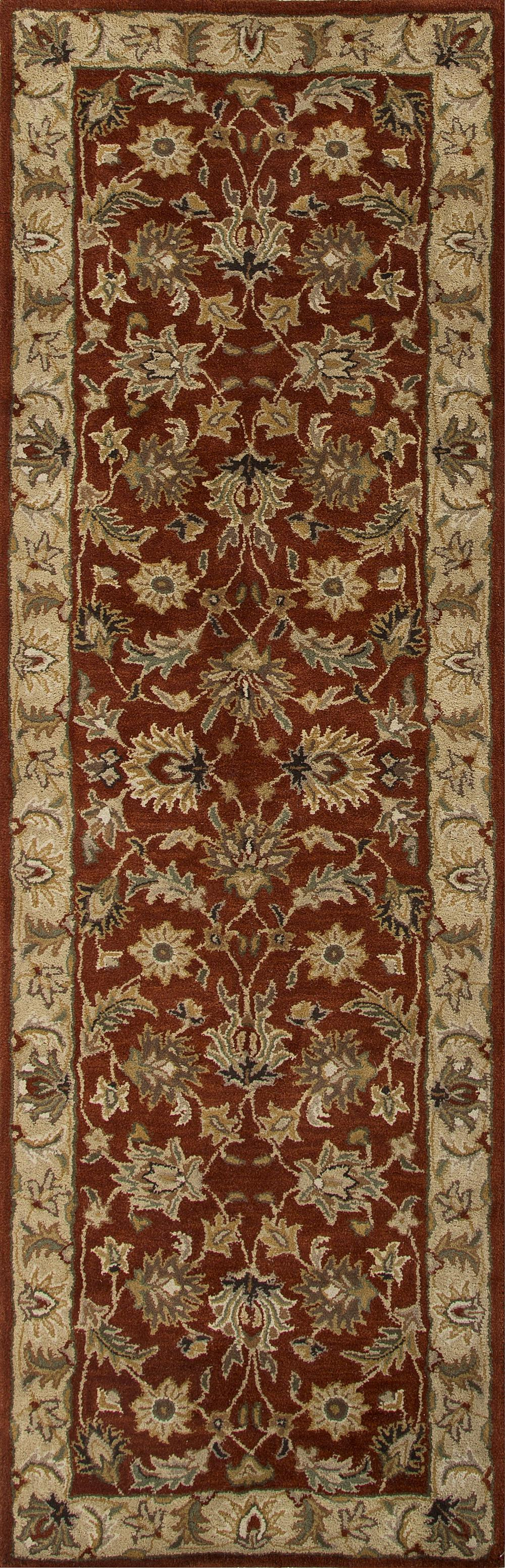 Jaipur Mythos Selene Red Taupe My04 Area Rug Free Shipping