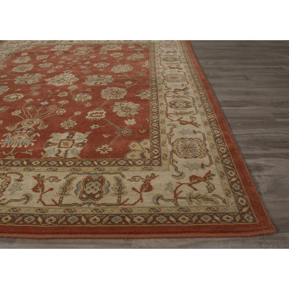 jaipur orient agram red tan ore01 area rug free shipping. Black Bedroom Furniture Sets. Home Design Ideas