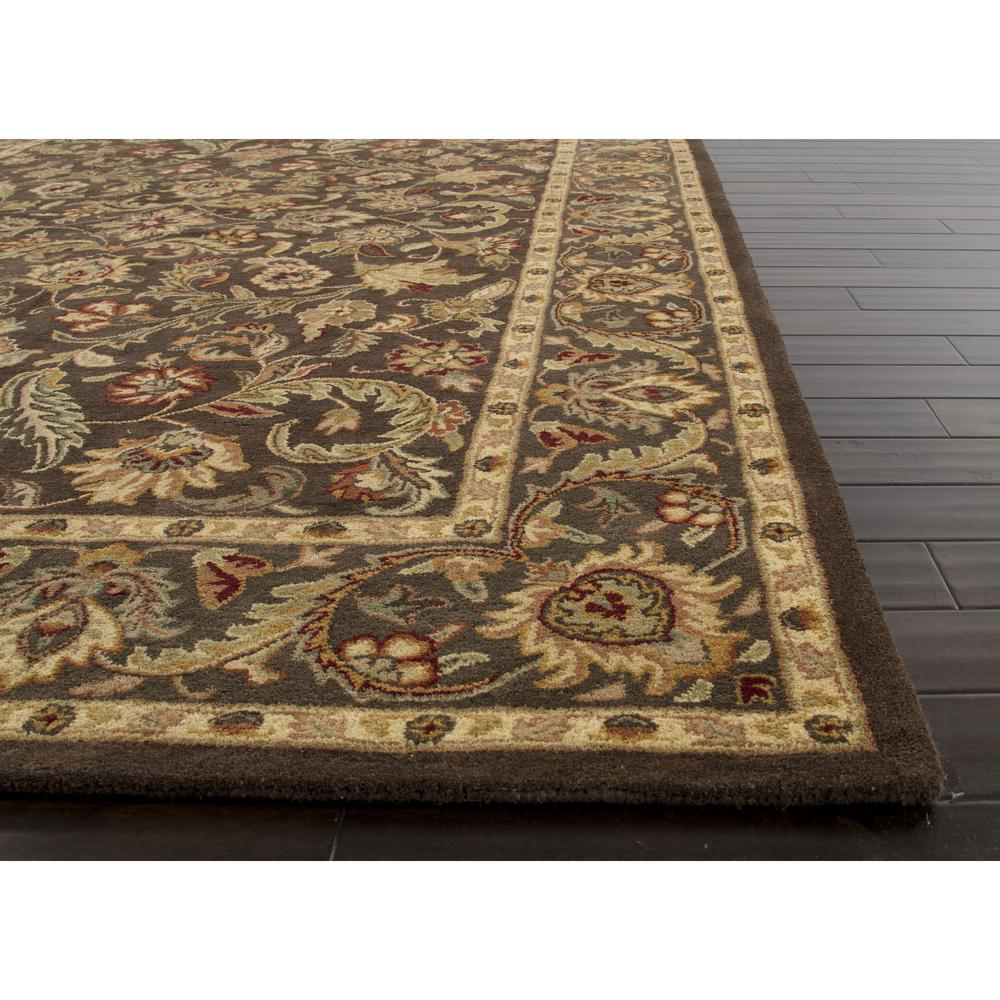 Jaipur Poeme Gascony Brown Taupe Pm39 Area Rug Free Shipping
