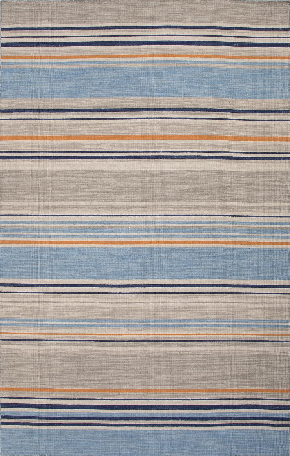 jaipur pura vida amistad blue orange pv61 area rug free shipping. Black Bedroom Furniture Sets. Home Design Ideas