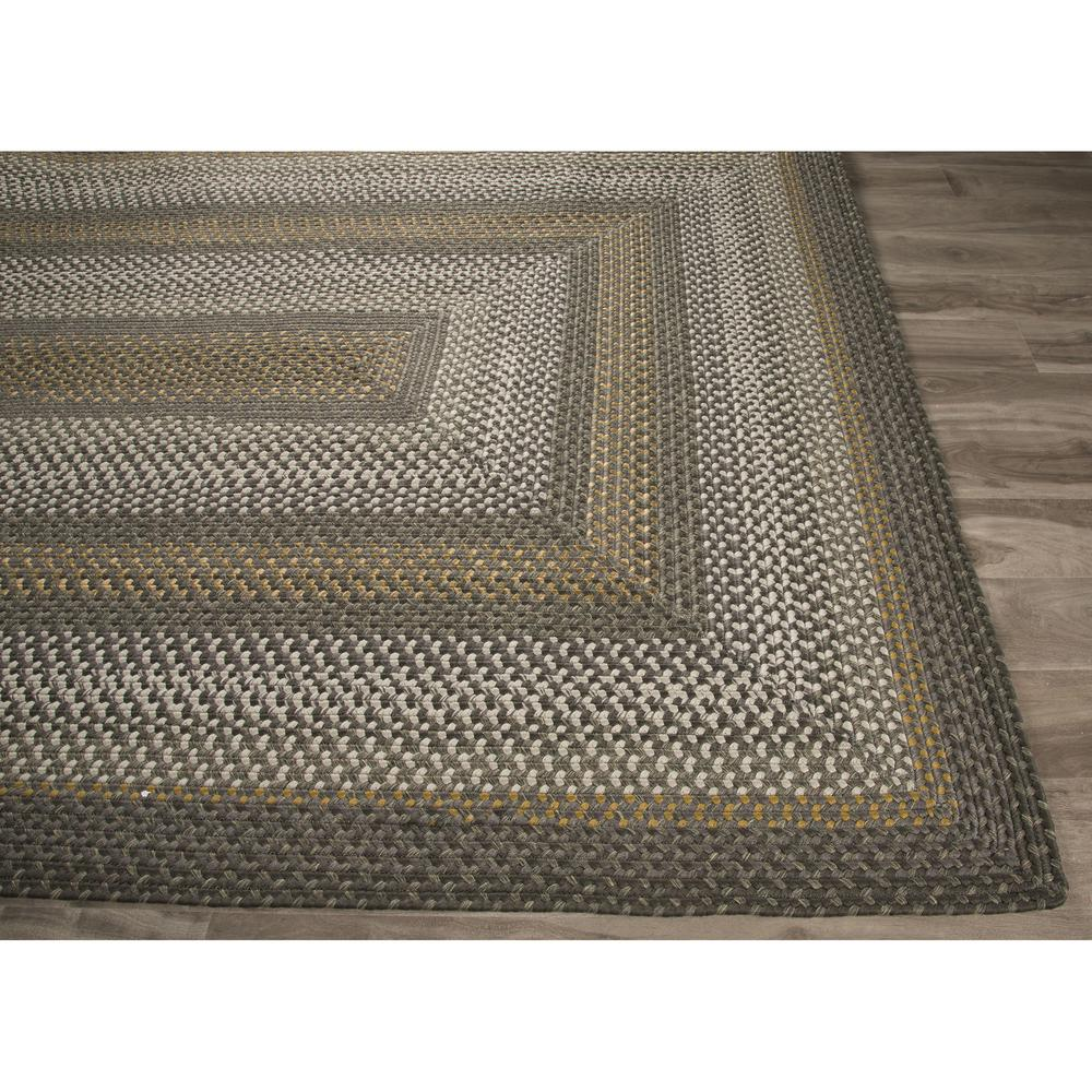 Jaipur Ultra Durable Braided Rugs Dover Gray Taupe Ubr03
